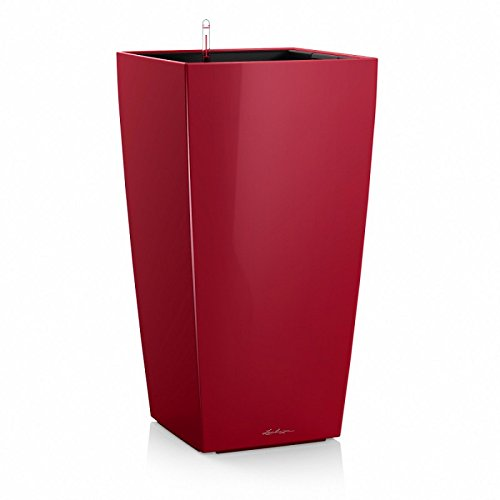 Lechuza Cubico 40 Premium Komplettset scarlet rot hochglanz
