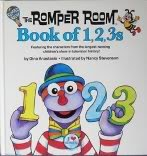 Romper Room Book of One, Two, Threes, Dina Anastasio, 0385183127