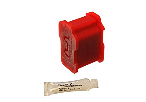 Mount Torque Bushing Arm (Energy Suspension 3-1111R 84-92 GM Torque Arm Mount Bushing Red)