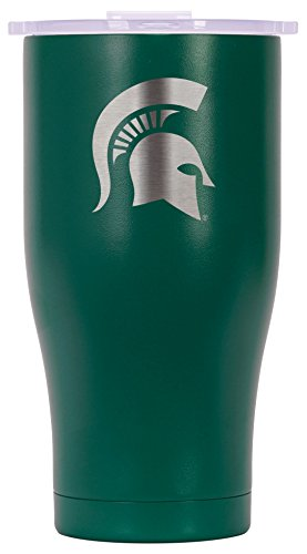 ORCA Chaser Laser Etched Michigan State Cooler, Green, 27 oz by ORCA