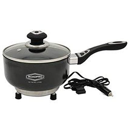Amazon.com: RoadPro, sartén para salsas y utensilio ...