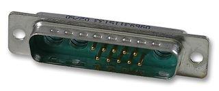 HARTING 09 69 311 5133 CONNECTOR, D SUB COMB, PLUG, DB-13W3 (1 piece)