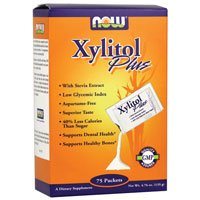XYLITOL PLUS PACKETS 75/BOX