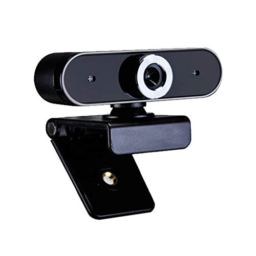 RASHLD Webcam, HD Computer Camera with Microphone Microphone Desktop Free Drive Notebook One Machine Home USB Video Online Learning Plug and Play,Black (Best Browser For Os X Yosemite)