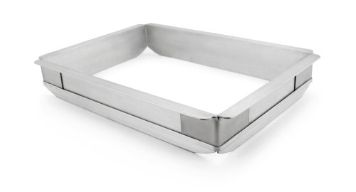 Sheet Pan Extender (New Star 42597 Aluminum Sheet Bun Pan Extender, Quarter)