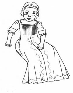 Infan (Colonial Costumes Patterns Boys)