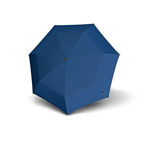 Price comparison product image Knirps 1100-6801 E-Series Auto Open/Close Umbrella, One Size (Ocean Blue)