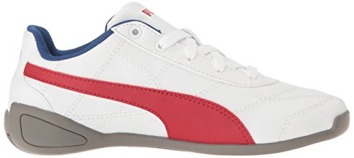 Cat White Tune Kids Sneaker Barbados 3 Puma Cherry Puma Bf1PxEqwgf