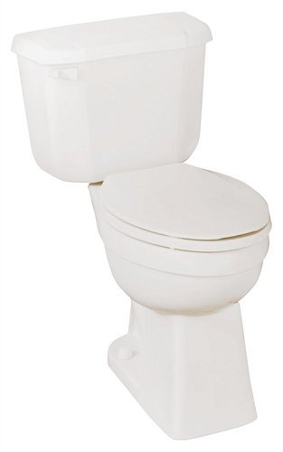 ALLIANCE ONE 7668JB-06 Flush Toilet Clear