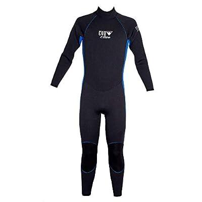 evo Elite 5/3 Men's Scuba Full Wetsuit