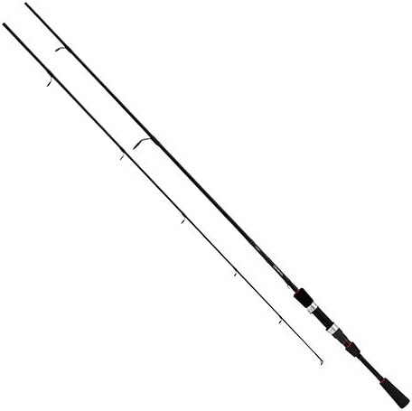 Daiwa LAG761MXS Laguna Spinning Rod, 7-Foot 6-Inch Length, Black Finish
