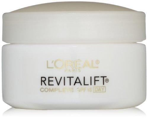 Crème de Jour L'Oréal Paris RevitaLift anti-rides + fermeté SPF 18, 1,7 once fluide
