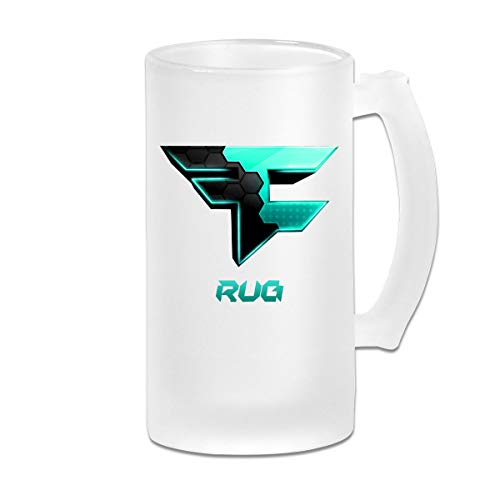 KDRJKLDJ Rug Logo Cool Grinded Beer Cups For Mens And Womens]()