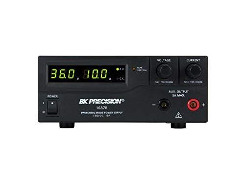 B&K Precision 1687B Switching Bench DC Power Supplies, 1-36V, 10A