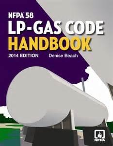 NFPA 58 2014 : Liquefied Petroleum (LP) Gas Code, Handbook, 2014 Edition by NFPA