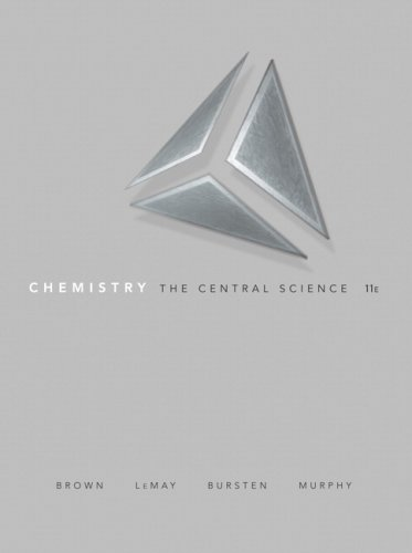 Chemistry: The Central Science Value Package (includes Solutions to Red Exercises) (11th Edition)