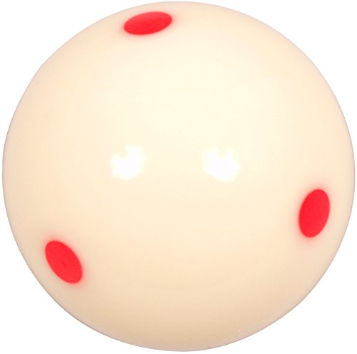 BOULE BLANCHE 57.2MM PRO-CUP POINT