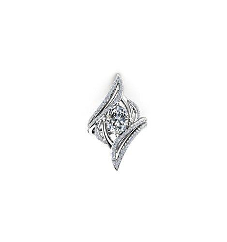 1.70 Ct Emerald Cut Diamond - 8