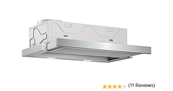 Bosch Serie 4 DFM064A51 - Campana (420 m³/h, Canalizado/Recirculación, A, A, C, 59 dB): Amazon.es: Hogar