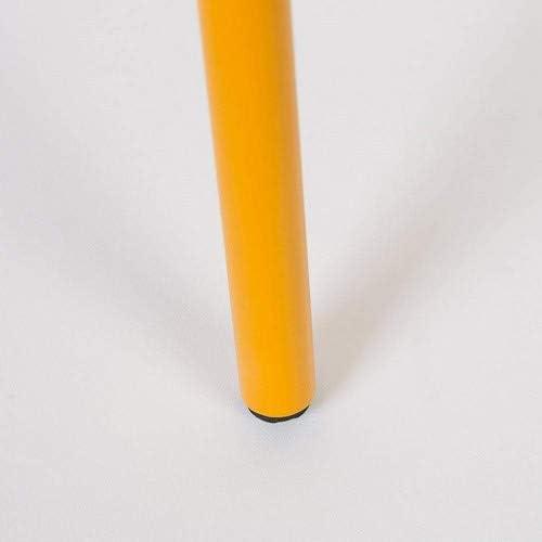 Felis Lifestyle 2300077 Tavolino Metallo 39 x 39 x 45 cm Giallo