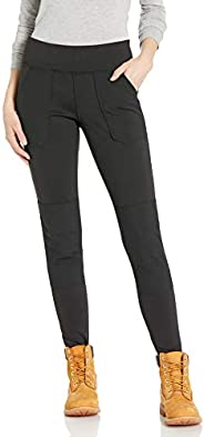 Carhartt Womens Force Stretch Utility Legging (Regular and Plus Sizes) Work Utility Pants