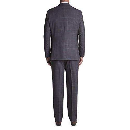 De bajo costo Jeff Banks - Chaqueta de traje - Cuadrados - para hombre 892bf9cdae6