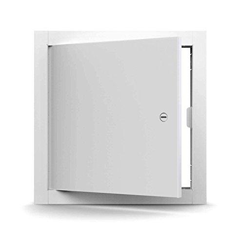 Acudor ED0606SCPC Ed-2002 Metal Access Door 6x6, Galvanized Steel, 8'' Height by Acudor