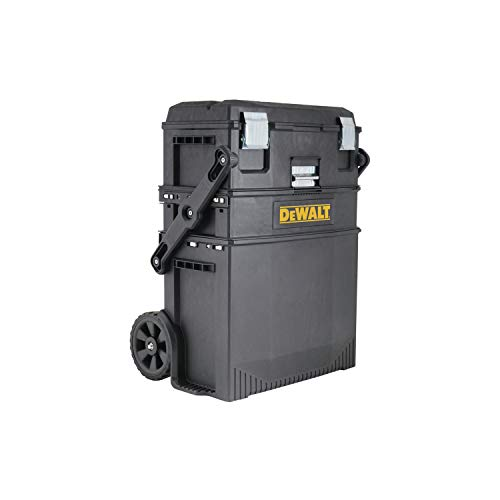 Heavy Duty Tool Box - DeWalt DWST20800 Mobile Work Center