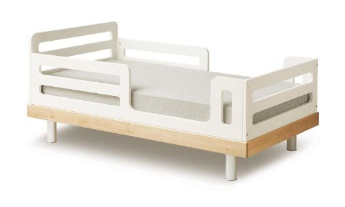 Oeuf Classic Toddler Bed, Birch