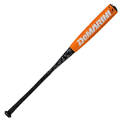 DeMarini 2015 Youth NVS Vexxum Big Barrel Baseball Bat, 30-Inch/20-Ounce (Best Youth Big Barrel Baseball Bats 2015)