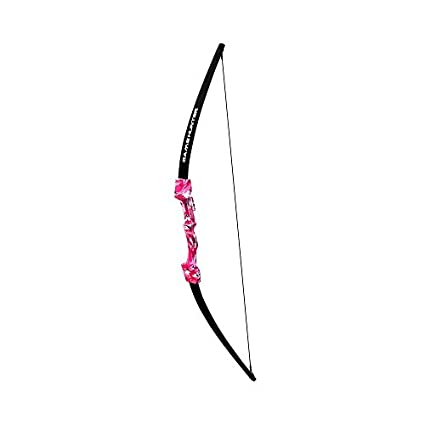 Tribe Archery Girl's Game Hunter Longbow Limbs Pack, Pink