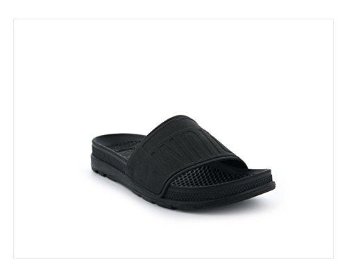 Palladium Mens Pampa Solea SL Slide Sandal Black 4ozShGHEry
