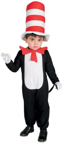 Toddl (Deluxe Child Cat In The Hat Costumes)