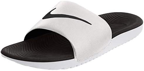 メンズ レディース スポーツサンダル カワスライド ホワイト/ブラック 832646 100