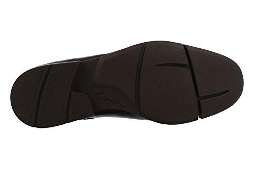 Marrone Uomo Clarks Scarpe Per Dimensioni Passeggiata Vestito Pelle Daulton 42½ EHqrTAq8