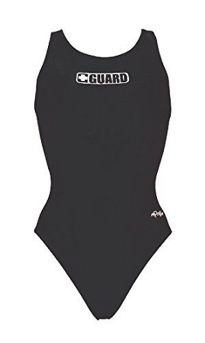 Dolfin Team Solid HP Back Swimsuit Womens