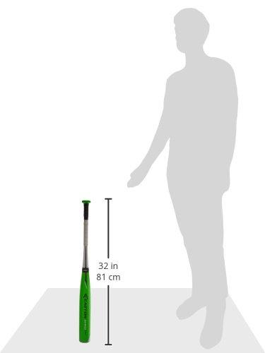 Easton 2015 SL15MK8T MAKO TORQ 2 5/8-Inch -8 Senior League/Youth Big Barrel Baseball Bat