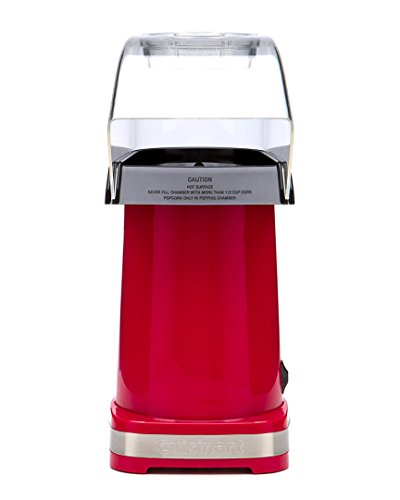 Price comparison product image Cuisinart Air Popper Popcorn Maker CPM-100: Red