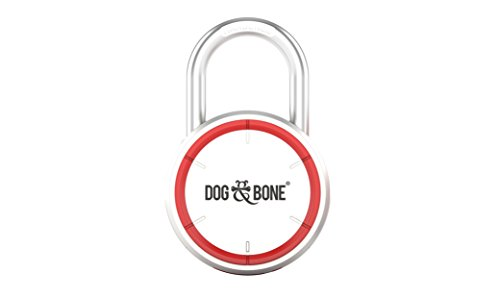 Dog Bone Locksmart keyless bluetooth product image