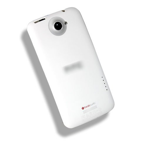 Original Genuine OEM White Rear Back Battery Cover