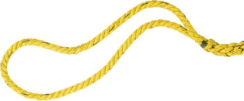 Champion Sports Tug of War Ropes (Yellow)