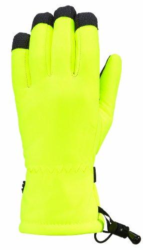 Seirus Innovation Men's Workman Mountain All Weather Gloves, Hi Vis Yellow, Medium