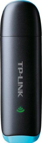 TP-Link MA260 3G HSPA+ USB-Adapter (HSPA+/UMTS/EDGE/GPRS, bis zu 21Mbit/s Datenübertragsungsrate, USB-2.0-Anschluss, MicroSD-Speicherkartensteckplatz, SIM-Kartensteckplatz)
