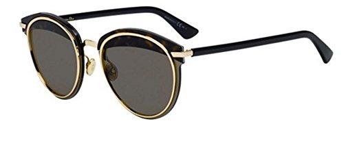 New Christian Dior OFFSET 1S 581/2M Havana Black/Brown - Sunglasses Offset