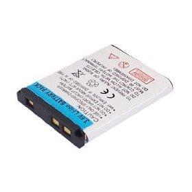 (Hitech - Rechargeable EN-EL10 Battery for Nikon CoolPix S210, S510, S520, S600, S700 Digital Cameras )