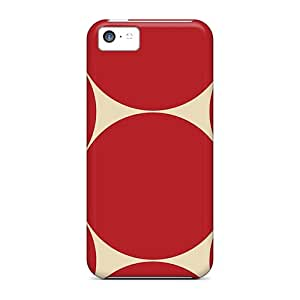 ChristopherWalsh Iphone 5c Scratch Resistant Hard Cell-phone Cases Allow Personal Design Realistic Kate Spade Pattern Pattern [YZZ16720pbKF]