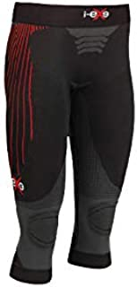 I-EXE - Made in Italy - HIGH Performance LINE/Multizone Compression Shorts/for Men, Women/for Cycling, Jogging, Running, Hiking, Gym, Fitness/Improving Endurance, Muscle Recovery