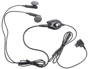 - LG OEM Stereo Headset For AX8600, CHOCOLATE VX8500, EnV, VX8600, VX8700, VX9900