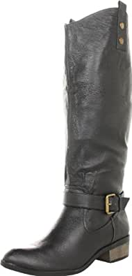 Chinese Laundry Women's Roger That Nappa Knee-High Boot,Black,6 M US