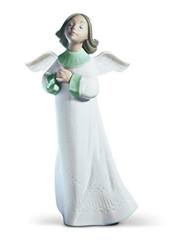Lladró an Angel's Wish Figurine